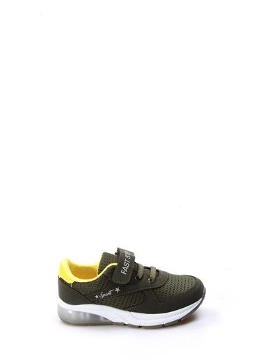 Fast Step Sneakers Haki